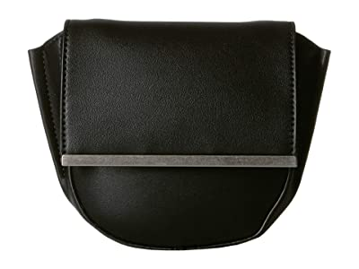 Sam Edelman Jasmine Convertible Belt Bag (Black) Handbags