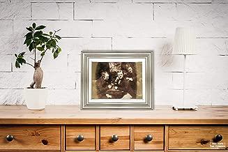 New York Map Company  c1843–47 Photograph Edinburgh Ale'' James Ballentine, Dr. George Bell, D.O. Hill'', Antique Vintage Fine Art Reproduction, Artist: David Octavius Hill|Size: 9x12|Ready to Frame
