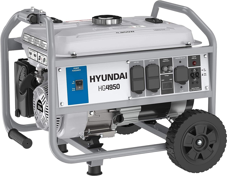 Hyundai Heavy Duty Generator