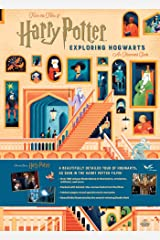 Harry Potter: Exploring Hogwarts: An Illustrated Guide Hardcover
