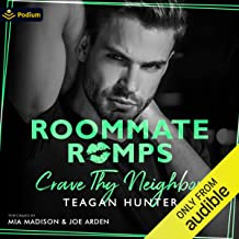 Crave Thy Neighbor: Roommate Romps, Book 3