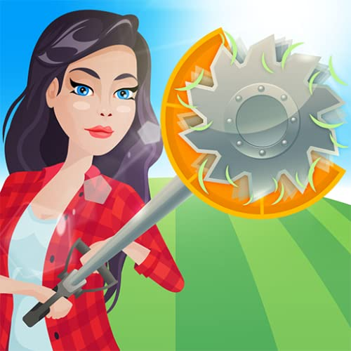 Grass Mowing - Cut The Grass: Satisfying Popular Games For Girls Free
