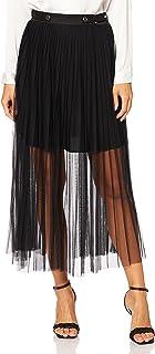 Armani Exchange Damen Plissé Skirt