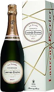 Laurent Perrier La Cuvee Brut Non Vintage Champagne in Gift Box, 75 cl