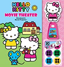 Hello Kitty Movie Theater Storybook & Movie Projector
