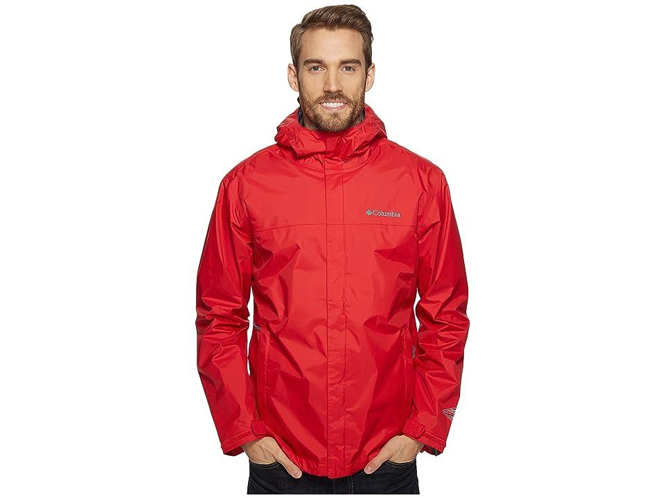 Columbia Watertighttm II Jacket (Mountain Red) Men