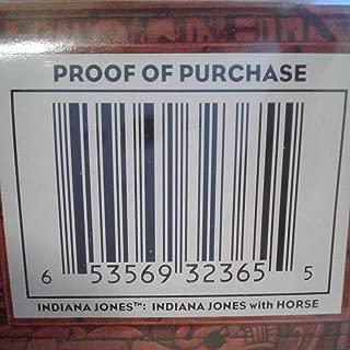 Indiana Jones - Raiders of the Lost Ark - Indiana Jones with Horse