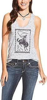 Ariat Women's Cowboy TankTee Shirt