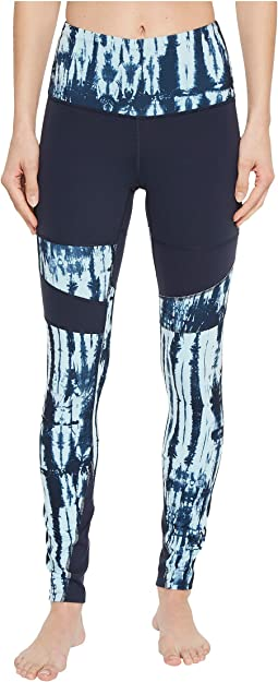 Motivation High-Rise Printed Tights