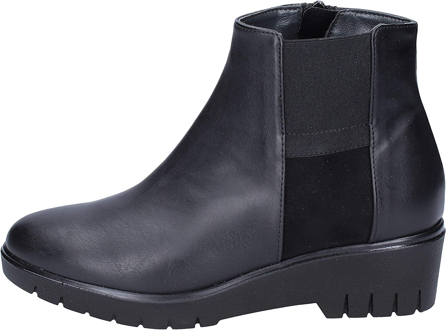 LADY SOFT Boots Womens Black