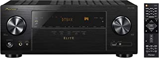 Pioneer Elite Audio & Video Component Receiver Black (VSX-LX102)