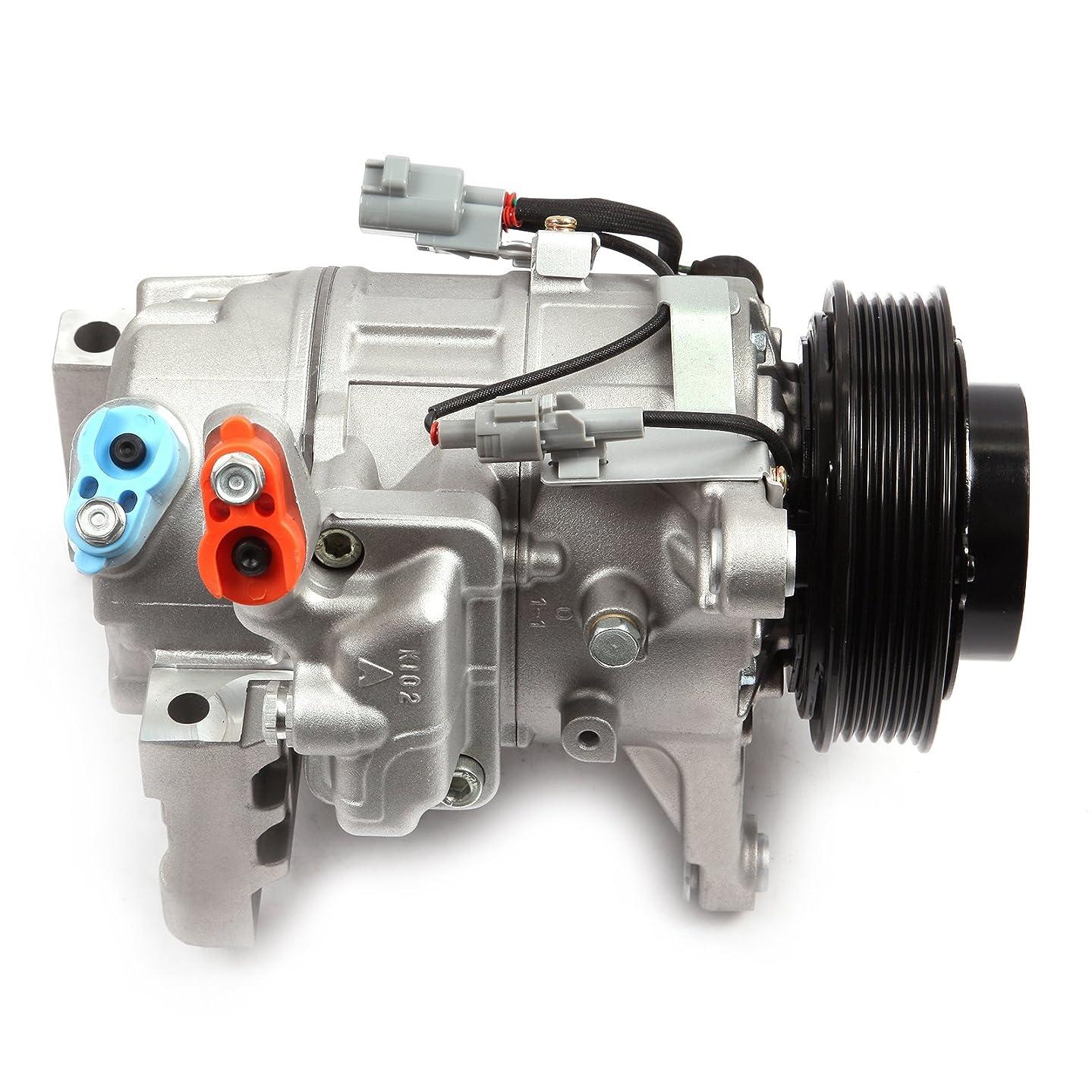 ECCPP Compatible fit for A/C Compressor and Clutch CO 10571C fits1998-2005 Lexus GS300 3.0L Compressors
