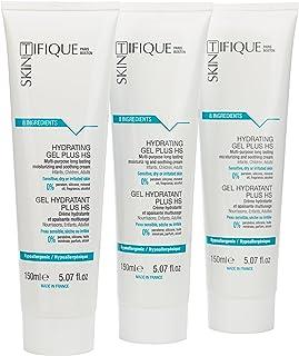 Gel hidratante Plus HS - Para el cuerpo (3x150ml) - Hidratación intensa y duradera. Ayuda a reparar. Efectividad comprobad...