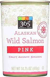 whole foods 365 canned salmon