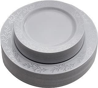 Best sturdy plastic plates Reviews