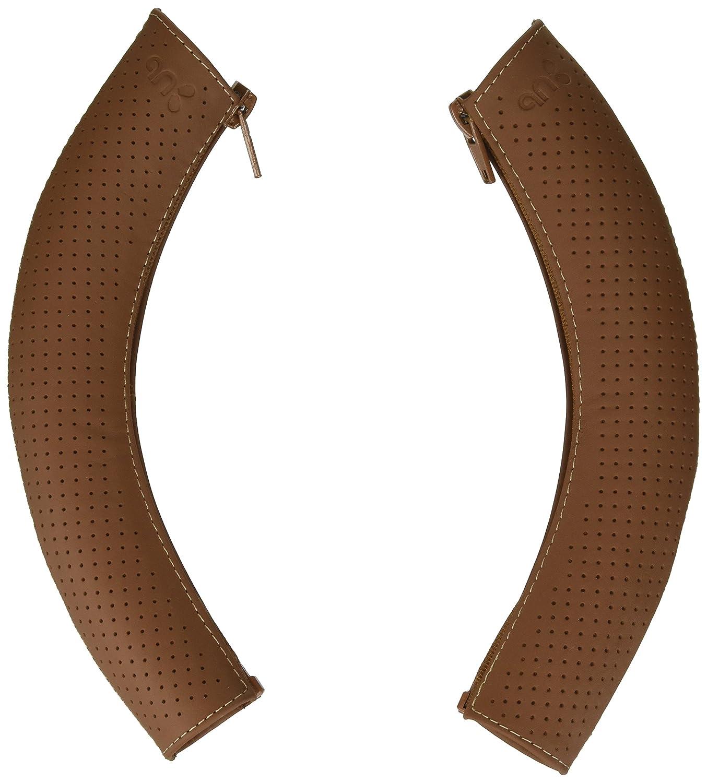 UPPAbaby VISTA Leather Handlebar Cover - Saddle