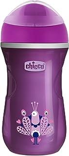 14m+ Chicco Termo Active Vaso con boquilla fina que mantiene la temperatura color rosa modelos surtidos