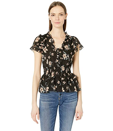 Rebecca Taylor Sleeveless Daniella Top