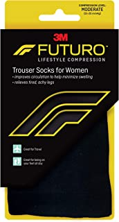 FUTURO-71042EN Trouser Socks for Women, Moderate...