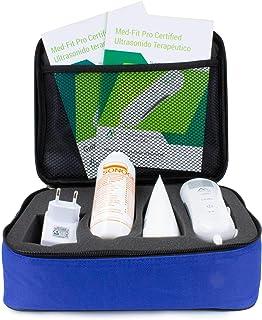 MedFit Pro de 1 MHz.Dispositivo de ultrasónico con salida en pulsos y continua para el alivio del dolor muscular agudo y crónico. Ideal para todo tipo de dolor articular. Dispositivo médico CE 0197