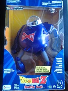 Dragonball Z Battle Suit + Android 17 Figure