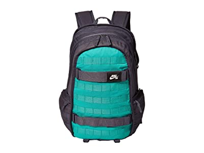 Nike SB RPM Backpack (Gridiron/Neptune Green/Light Cream) Backpack Bags