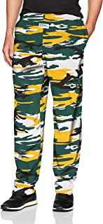 Zubaz Men's Standard Camo Lounge Pants