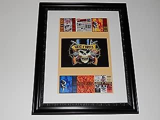 Cleveland Vinyl Large Framed Guns'n Roses Album Cover Poster 1987-1993, Axl Rose, Slash 24