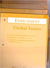 Enrichment Resource Module for World History Connections To Today: Geography & History Activities, Creative Teaching Activities, Simulations, Global Issues Activities, & Humanities Links