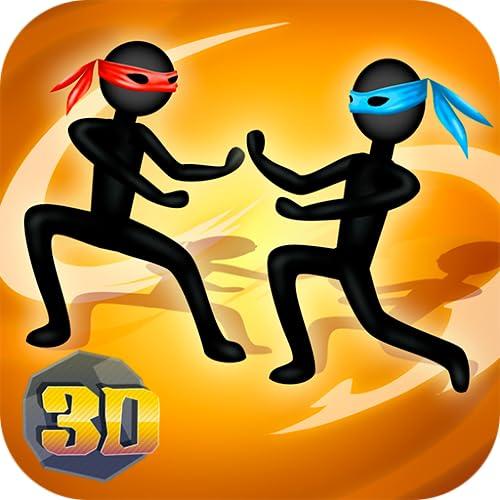 Stickman Ninja Assassin Legend Revenge War – Defeating Cruel Masters Game