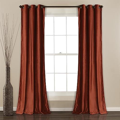 Rust Curtains: Amazon.com