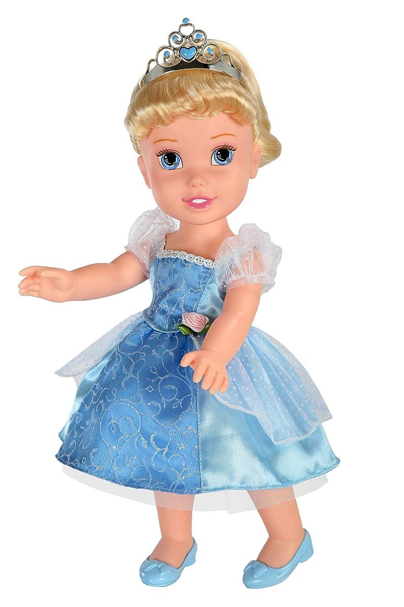 熟読恐ろしいですまでディズニー  シンデレラ ドール 人形 My First Disney Princess Toddler Doll - Cinderella 並行輸入品