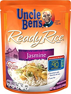 UNCLE BEN'S Ready Rice: Jasmine (12pk, Packaging may vary)