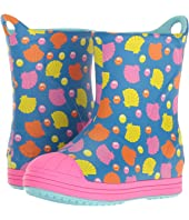Crocs Kids - Bump It Graphic Boot (Toddler/Little Kid)