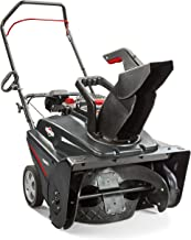 Briggs & Stratton 1022E 22-Inch Single-Stage Snow Blower with Push Button Electric Start