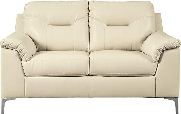 Ashley Furniture Signature Design Tensas Contemporary Upholstered Loveseat Ice