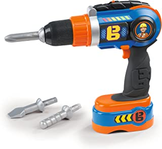 Smoby 360130 Bob the Builder Electric Drill For Boys