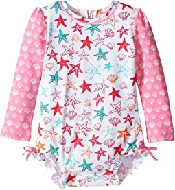 Hatley Kids - Star Fish Rashguard (Infant)