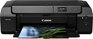 """Canon PIXMA PRO-200 Wireless Professional Color Photo Printer, Prints up to 13""""X 19"""", 3.0"""" Color LCD Screen, & Layout Soft..."""