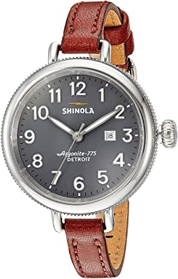 Shinola Detroit - The Birdy 34mm - S0120077931