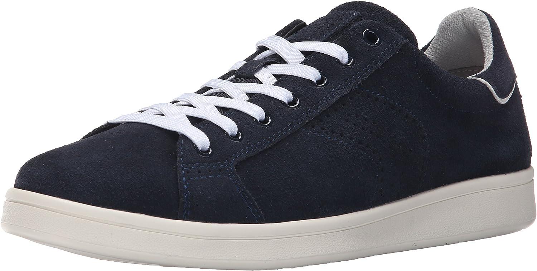 Geox U WARRENS B, Men's Low-Top Sneakers