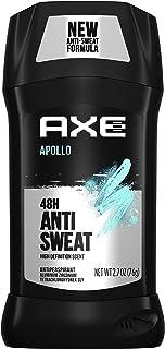 AXE Antiperspirant Deodorant Stick for Men Apollo 2.7 oz