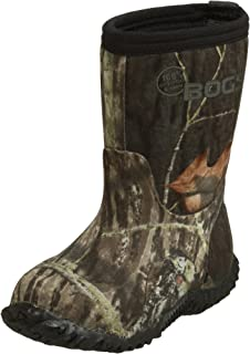 Bogs Kid's Classic Mid Mossy Oak New Breakup Boot (Toddler), , 8 M US Toddler