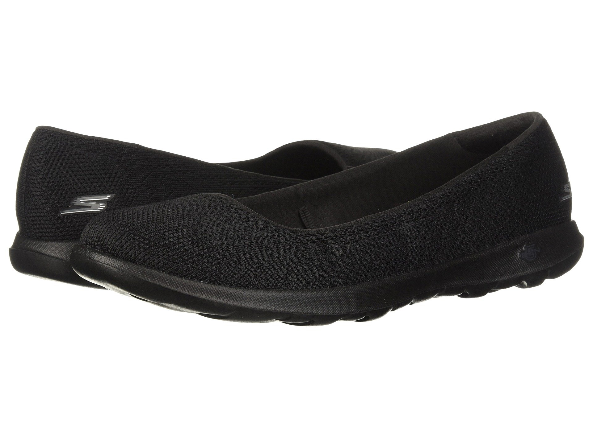 Black Wide Skechers Lite Performance Gowalk Dreamer q8xZwfxX