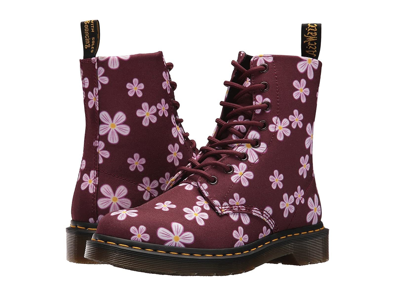 Dr. Martens Page Meadow 8-Eye BootCheap and distinctive eye-catching shoes