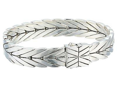 John Hardy Modern Chain 11mm Bracelet (Silver) Bracelet