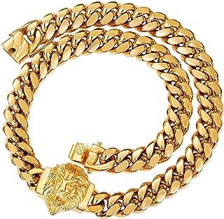 Best gold plated cuban link choker Reviews
