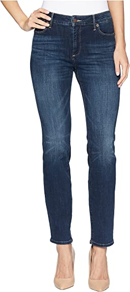 Hayden High-Rise Skinny Jeans in Rampart