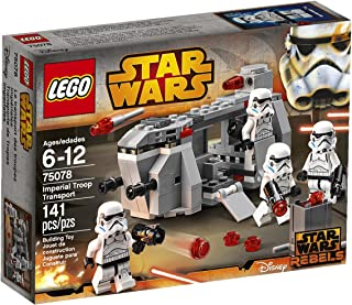 LEGO, Star Wars, Imperial Troop Transport (75078)