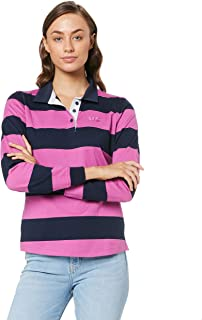 Canterbury 3 Hoop Stripe Long Sleeve